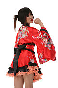 Maya Mai Geisha Goddess  istripper model