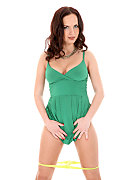 Vani Viridian Beauty istripper model