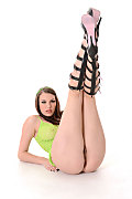Samantha Lee Kinky Boots istripper model