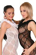 Candy Alexa & Mandy Dee Duo istripper model