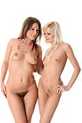 Summer & Savannah Secret Duo istripper model