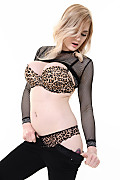 Carly Rae Kitten istripper model