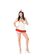 Ulysse Nurse On Duty istripper model