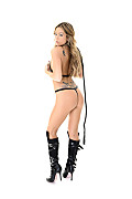 Natalia The Punisher istripper model